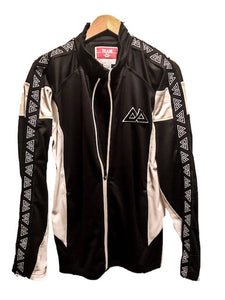 Black Track Star Jacket