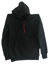 Black Buck Knife Tall Hood