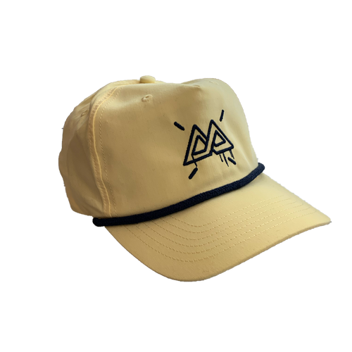 Yellow Yacht Hat