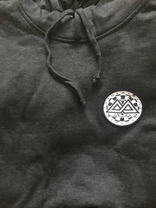 Dart Patch Hoodie