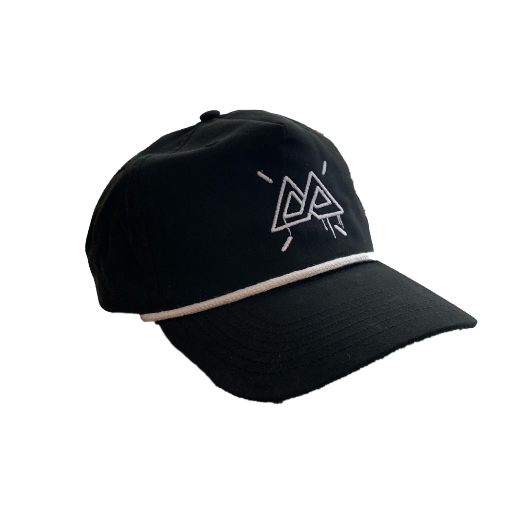 Black Yacht Hat