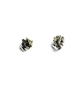 Deception Studs in Pyrite