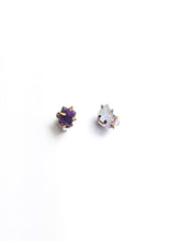 Deception Studs in Fluorite