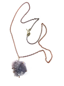 Violet Major Necklace