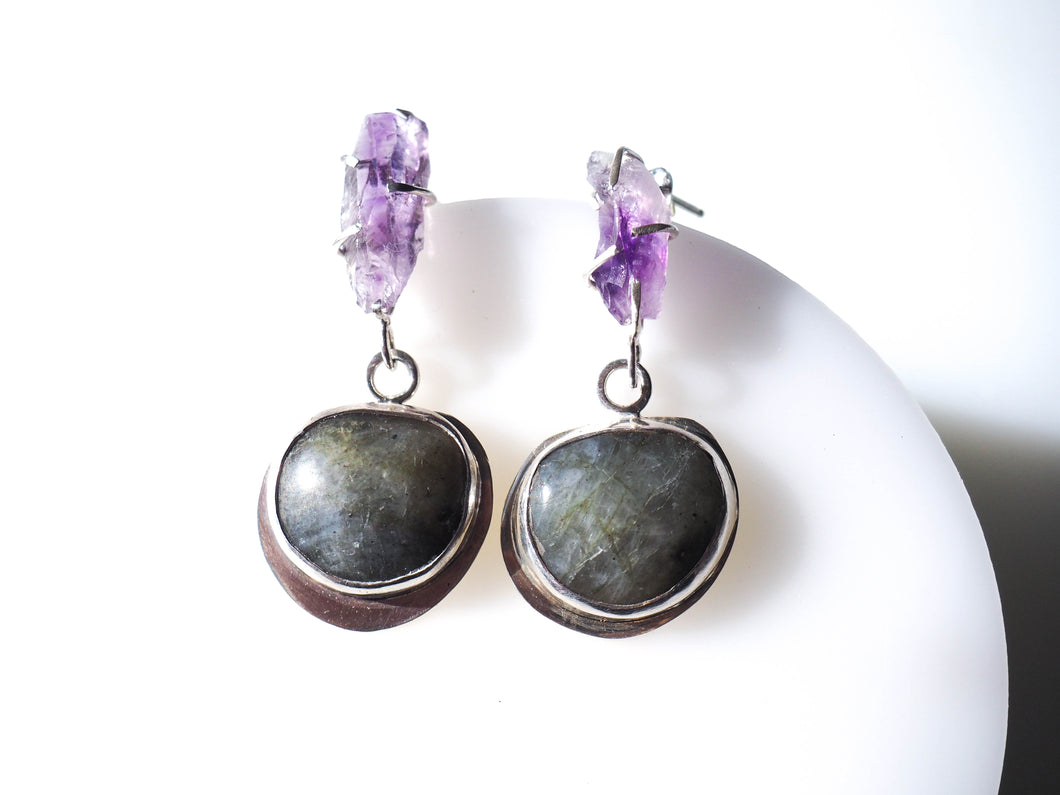 Metamorphosis Drop Earrings