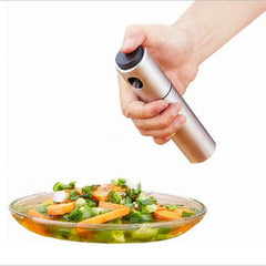Stainless Steel Olive Pump Spray Bottle