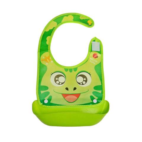 Waterproof Pocket Baby Bib - Jonjarash Shop