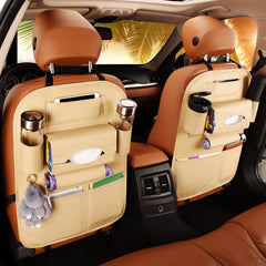 Car Seat Back Storage Organizer