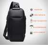 Image of Anti-theft Backpack With 3-Digit Lock