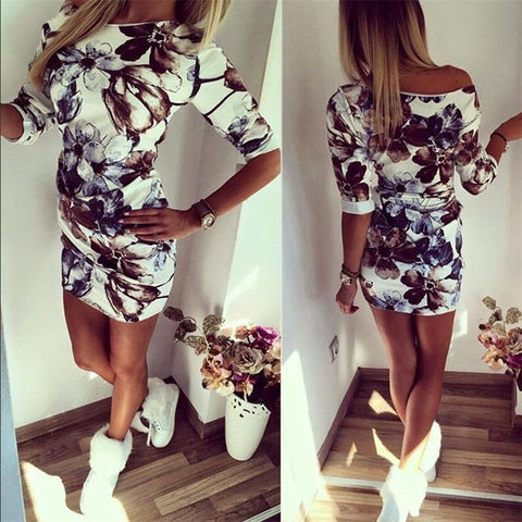 Fashion Tank Dress Slim Camouflage - Jonjarash Shop