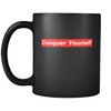 Image of Conquer Yourself Mug - Jonjarash Shop