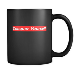 Conquer Yourself Mug