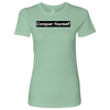 Image of Conquer Yourself Women T-Shirt - Jonjarash Shop