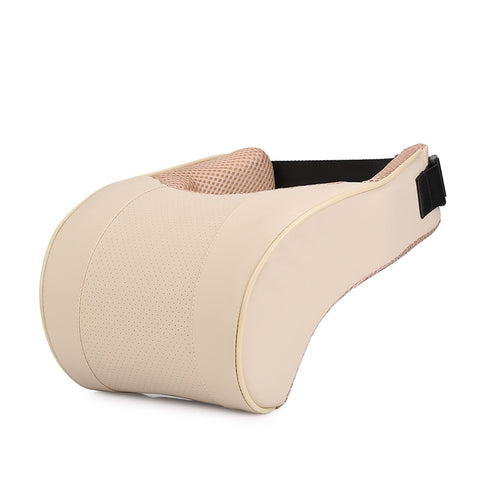 Car Seat Neck Rest Pillow Memory Foam Support - Jonjarash Shop