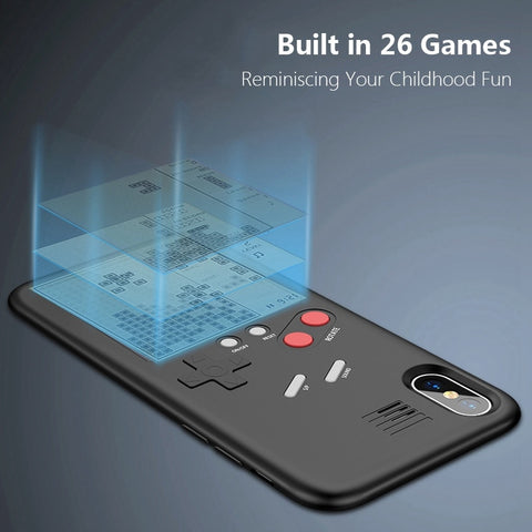 Phone Case For iPhone Retro Game Console - Jonjarash Shop