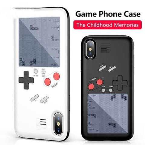 Phone Case For iPhone Retro Game Console
