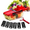 Image of Vegetable Cutter Slicer Grater - Jonjarash Shop
