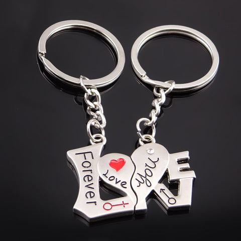 FREE I LOVE YOU Heart Keychain - Jonjarash Shop