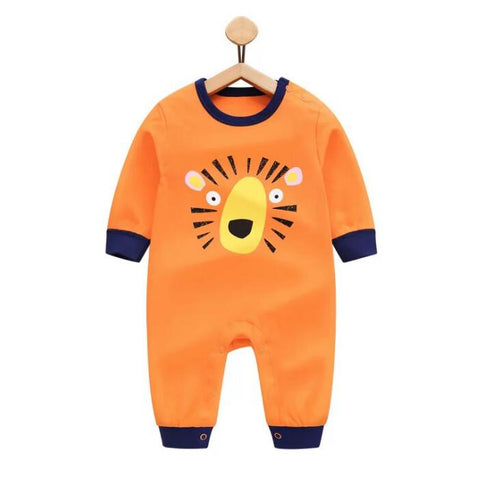 Cute Penguin, Duck, Dog Characters Romper - Jonjarash Shop