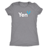 Image of Yen White and Blue logo Women - Jonjarash Shop