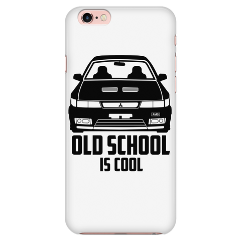 Old School is Cool Iphone 7/ 7s/ 8 Case - Jonjarash Shop