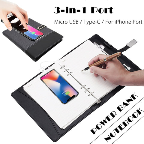 Power Bank Notebook - Jonjarash Shop