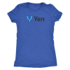 Image of Yen Black and Blue logo Women - Jonjarash Shop