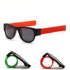 Image of Unisex Slap Sunglasses Polarized  Sunglasses Wristband Fold - Jonjarash Shop