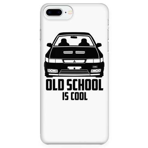 Old School is Cool Iphone 7 Plus /7s Plus/ 8 Plus Case - Jonjarash Shop