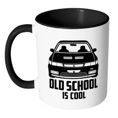 Old School Is Cool Mug