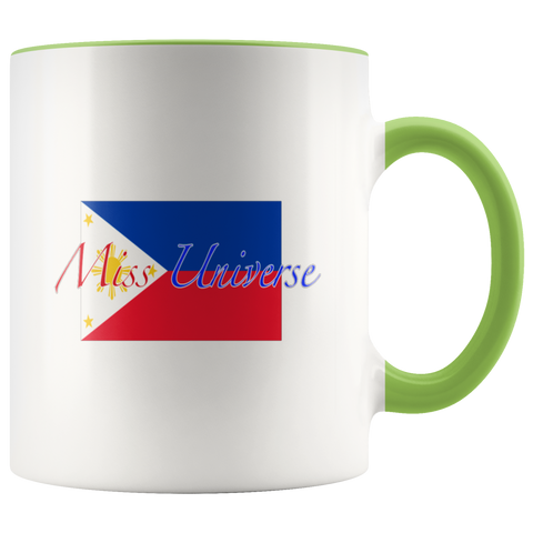 Miss Universe Philippines Mug - Jonjarash Shop