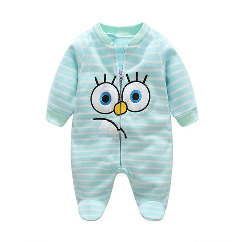 Baby Rompers Boy and Girl Polar Fleece - Jonjarash Shop