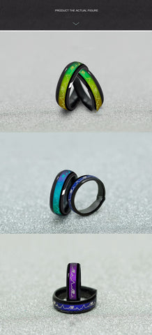 Fashion Titanium Mood Rings - Jonjarash Shop