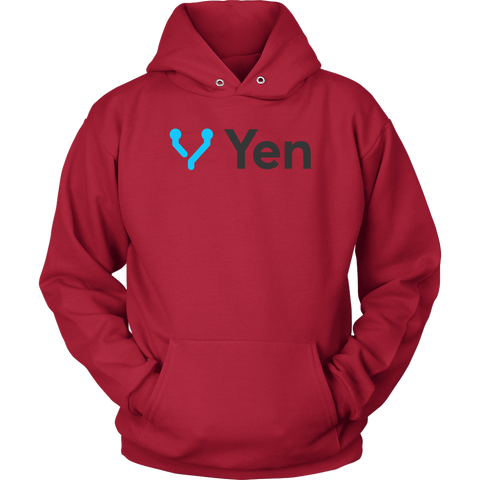 Yen Ho Black & Blue Logo - Jonjarash Shop