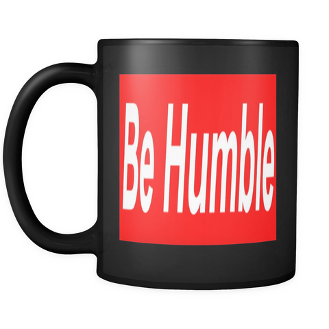 Be Humble Mug - Jonjarash Shop