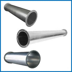 Flanged Industrial Ducting – Dust Fume Mist