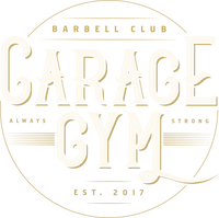 GARAGE GYM BARBELL