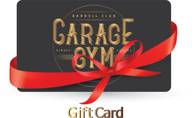 Gift Card - Garage Gym Barbell
