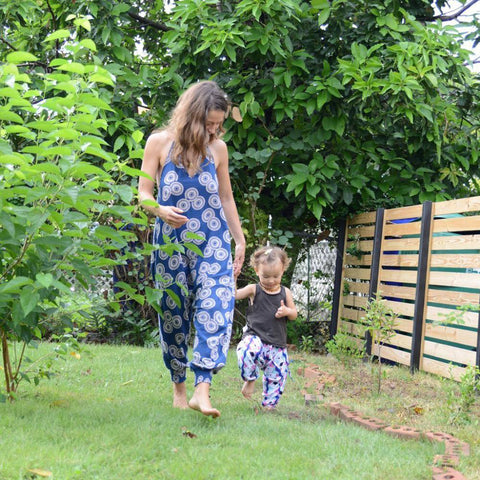 Blue Sunshine Jumpsuit