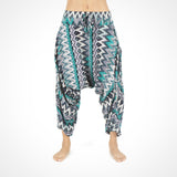 Close up Lounge Pants ~ Green Zags