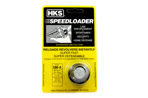 HKS 586-A Revolver Speedloader for S&W 586, 686, 581, 681/Ruger GP100