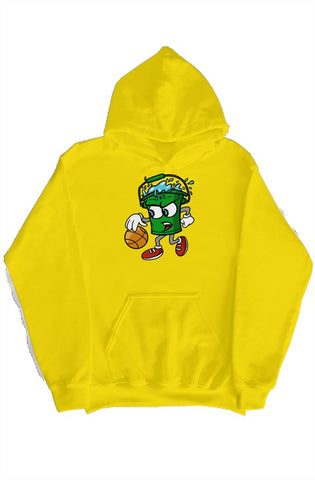 "Walking Bucket ""Yellow"" Hoodie"