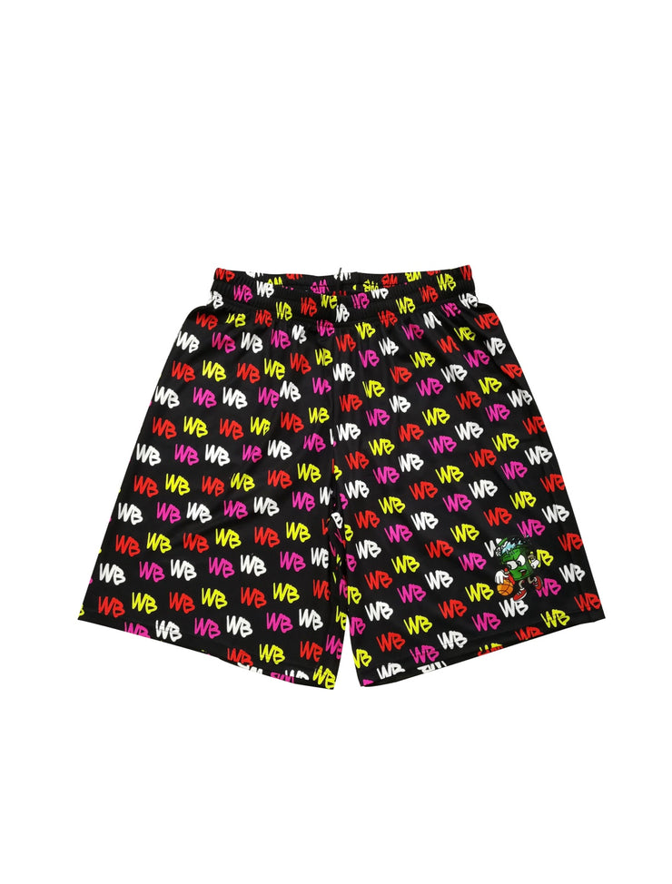 "Walking Bucket ""WB Echo"" Shorts"