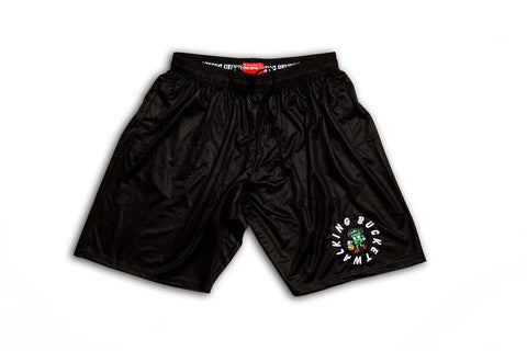 "WALKING BUCKET ""Forecast Black"" Shorts"