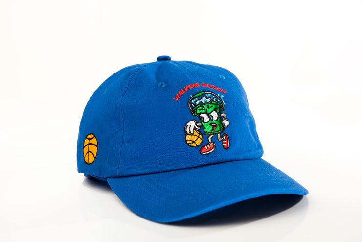 "WALKING BUCKET ""Cold Blooded Blue"" Hat"