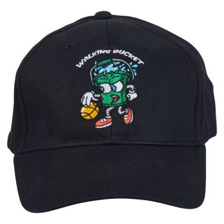 "WALKING BUCKET ""Forecast Black"" Hat"