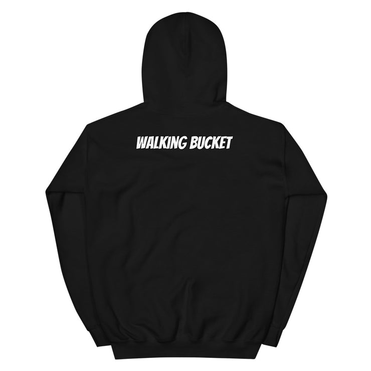 "Walking Bucket ""Big Logo"" Hoodie (Customize)"