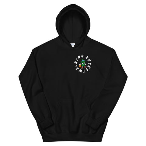 "Walking Bucket ""Forecast Black"" Hoodie"