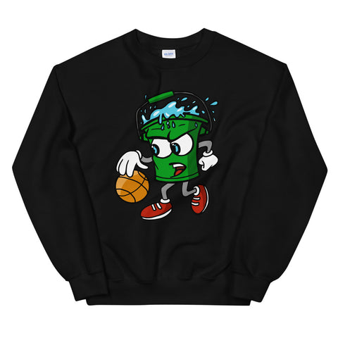 Walking Bucket Crewneck