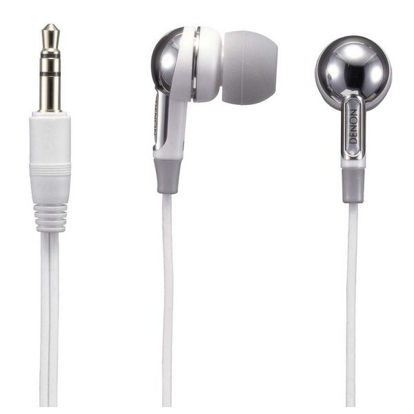 Headphones Denon AH-C351 White